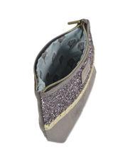 Trousse Mila louise Gris accessoires 23682TS-vue-porte
