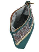 Trousse Mila louise Bleu accessoires 23682TS-vue-porte