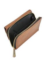 Wallet Les tropeziennes Brown brevent BRE08-vue-porte