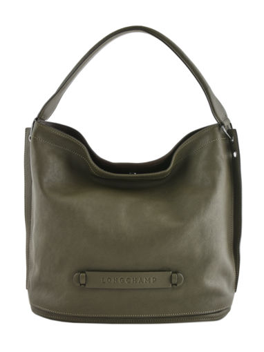 Longchamp Longchamp 3d Hobo bag Green