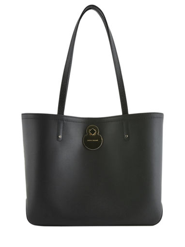 Longchamp Cavalcade Hobo bag Black