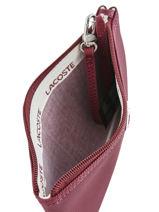 Trousse Lacoste Rouge l.12.12 concept NF2036PO-vue-porte