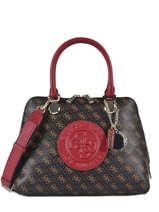 Top Handle Aline Guess Brown aline SC743735
