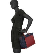 Top Handle Th Elegant Tommy hilfiger Red th elegant AW07301-vue-porte