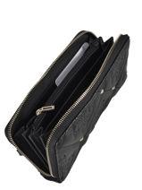 Shanina Wallet Guess Black shanina G743246-vue-porte