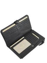 Tout-en-un Vintage Cuir Mila louise Noir vintage 3367C-vue-porte