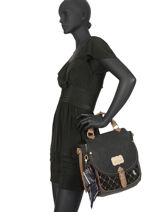 Crossbody Bag Couture Anekke Black couture 29885-01-vue-porte