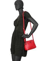 Crossbody Bag Sable Miniprix Red sable G7432-vue-porte