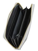 Portefeuille Polkadot Miniprix Argent pois 78-959-vue-porte