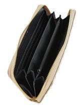 Portefeuille Polkadot Miniprix Gold pois 78-959-vue-porte