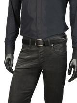 Ceinture Lacoste Black belt RC4002-vue-porte