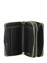 Wallet Iconic Tommy Tommy hilfiger Black iconic tommy AW07574-vue-porte