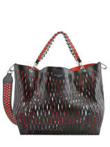 Maxi Bag Le Baltard Leather Sonia rykiel Black baltard 9221-45