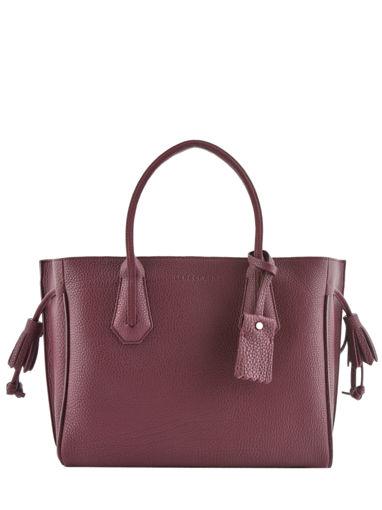 Longchamp Pénélope Handbag Red