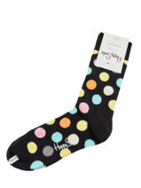 Chaussettes big dots-HAPPY SOCKS-vue-porte