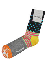 Socks stripes dots-HAPPY SOCKS-vue-porte