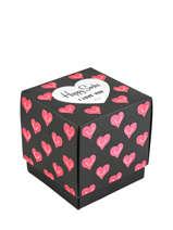 Gift box love 3 pairs-HAPPY SOCKS