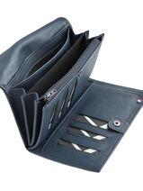 Purse Leather Etrier Blue blanco 600700-vue-porte