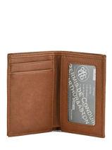Porte Cartes Leather Arthur et aston Brown bart 1978-100-vue-porte