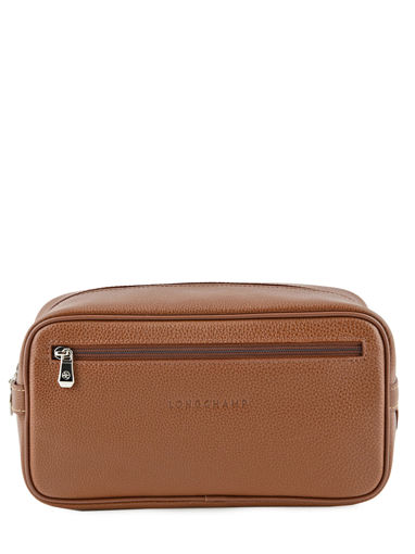Longchamp Toiletry case Brown