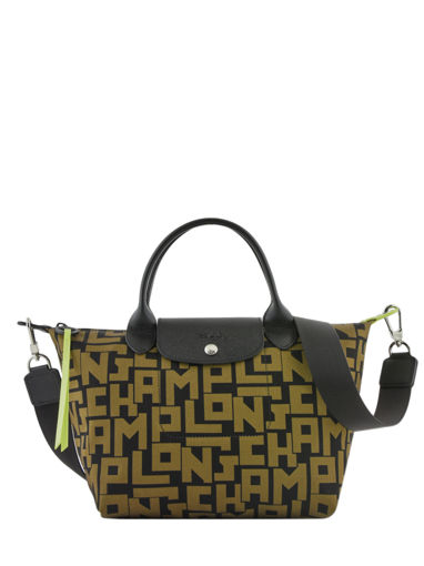 Longchamp Le pliage lgp Handbag Green