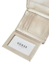 Coin Purse Esmé Guess White esme EG758243-vue-porte