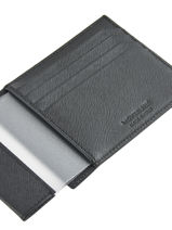 Leather Card Holder Sartorial 4cc Montblanc Black sartorial 116340-vue-porte