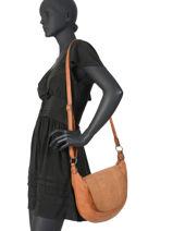 Crossbody Bag Snake Miniprix Black snake H7991-vue-porte