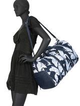 Sac De Voyage Pumpkin Roxy Noir luggage RJBL3186-vue-porte