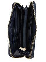 Portefeuille Classic Saffiano Tommy Hilfiger Tommy hilfiger Bleu classic saffiano AW07843-vue-porte