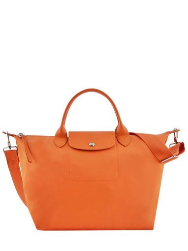 Longchamp Le pliage neo Sacs porté main Orange