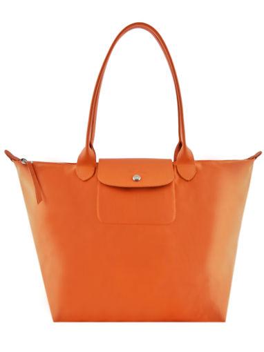 Longchamp Le pliage neo Hobo bag Orange