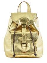 Backpack Le Baroudeur Paul marius Gold vintage BAROUDEU