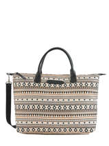 Handbag Actual Ethenic Lancaster Black actual ethenic 518-68