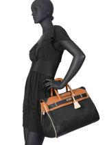 Shopping Bag Bryan Mac douglas Black bryan PYLBRY-S-vue-porte