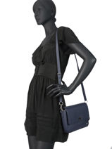 Crossbody Bag Daily Classic Lacoste Blue daily classic NF2770DC-vue-porte