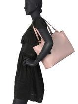 Hobo Bag Tangey Guess Pink tangey UE766423-vue-porte