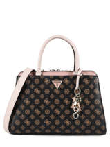 Top-handle Bag Maddy Guess Brown maddy SP729106