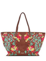 Shoulder Bag A4 Adaggio Desigual Brown adaggio 20SAXP86