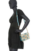 Crossbody Bag Creativa Liu jo Black creativa NA0037A-vue-porte