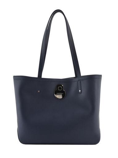 Longchamp Cavalcade Besaces Bleu