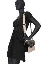 Crossbody Bag Creativa Liu jo Black creativa NA0036-vue-porte