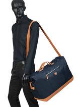 Travel Bag Cassis Riviera Jump Blue cassis riviera 8265-vue-porte