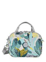 Beauty Case Softside Kipling Multicolor basic travel 13860
