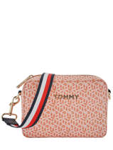 Shoulder Bag Iconic Tommy Tommy hilfiger Orange iconic tommy AW07945
