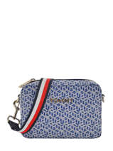 Sac Bandoulière Iconic Tommy Tommy hilfiger Bleu iconic tommy AW07945