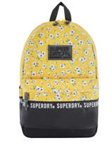 Backpack 1 Compartment Superdry Yellow backpack woomen W9110016