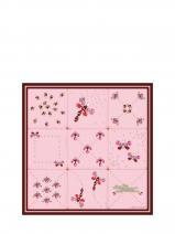 Longchamp Scarves Pink