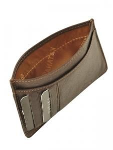 Wallet Leather Katana Black marina 753001-vue-porte