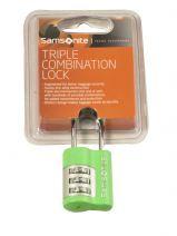 Lock Samsonite Green accessoires U23103